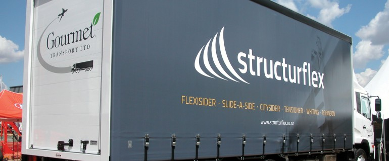 Curtainsiders Amp Truck Curtains By Structurflex